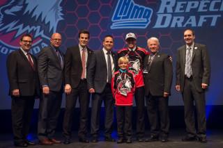 6 juin 2015 - Repechage LHJMQ - QMJHL Draft - Sherbrooke