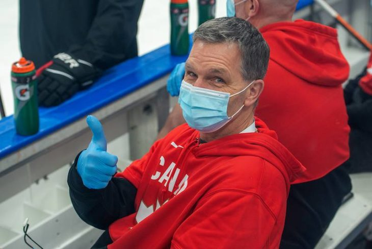 Photo: Matthew Murnaghan/Hockey Canada Images