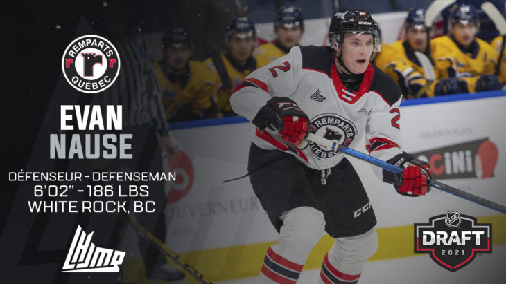 Repêchage NHL 2021 - Evan Nause copy