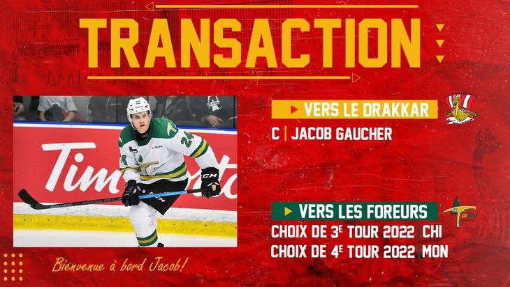 Transaction Gaucher