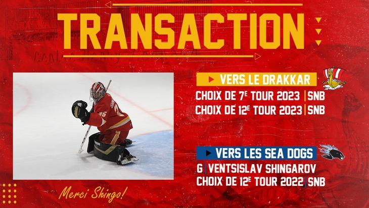 Transaction Shingo