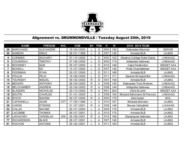 Line-Up vs DRU (20-08-19)-page-001
