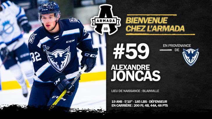 Bienvenue_Alexandre Joncas