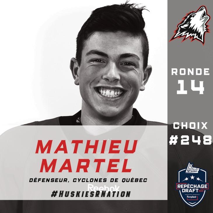 Mathieu Martel