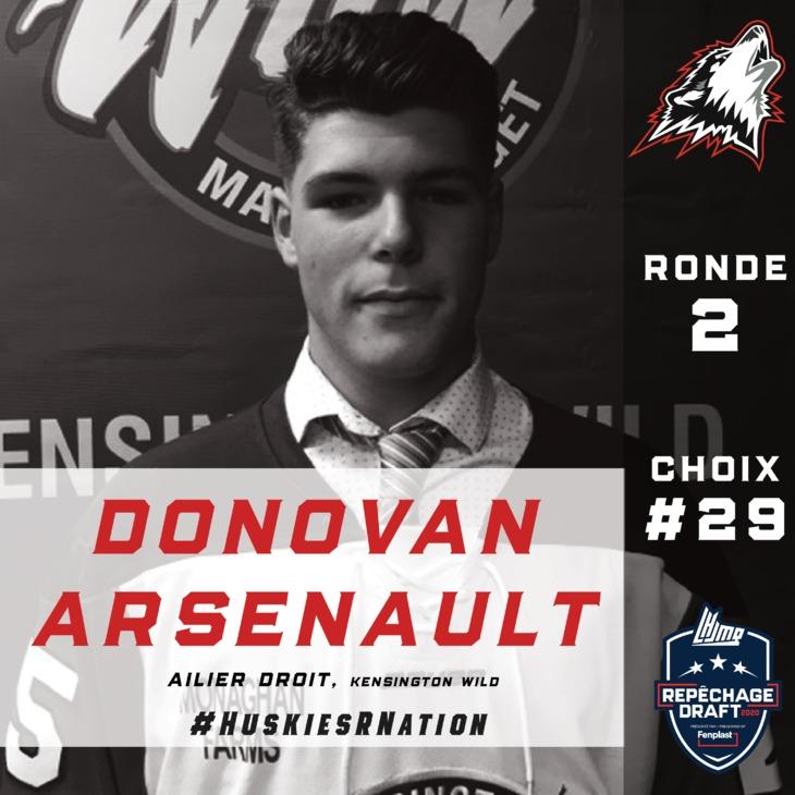 Donovan Arsenault